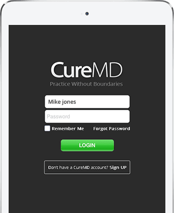 CureMD EHR