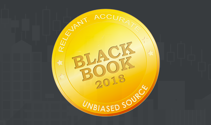 Winners of the Black Book Award for Highest Client SatisfactionHighest Client Sastisfaction Blook Book Award