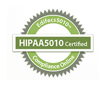 CMS 5010 Certified
