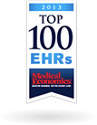Medical Economics EHR ranking