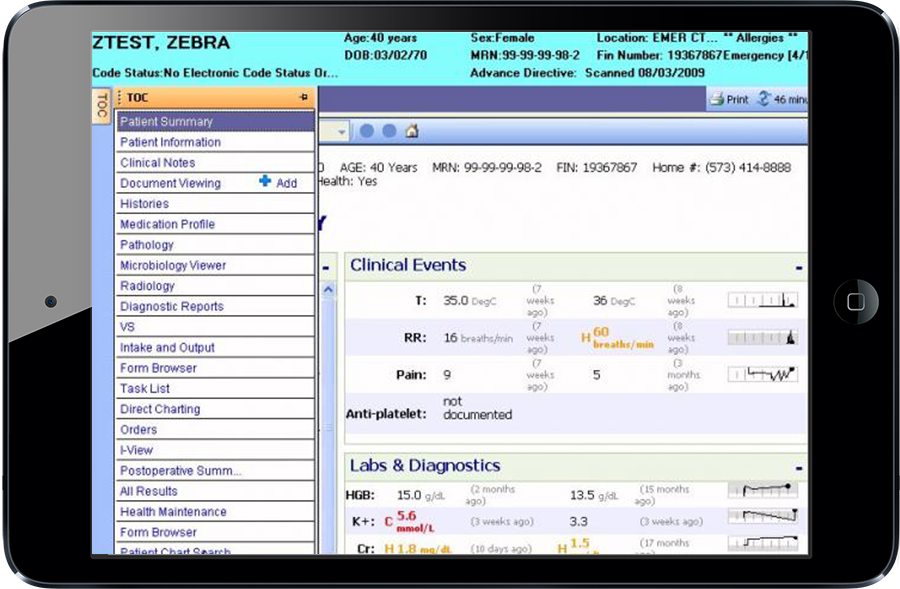 EHR Software Companies Comparison - CureMD